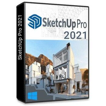 SketchUp professionnel 2020 Version complète conception 3D cao-Activation à vie pour Windows / Mac livraison rapide