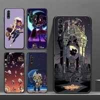 the owl house cartoon phone case for huawei nove 2i 3i e 4 5 6 7 pro se y5 y6 y7 y8 y9 prime 2018 2019 cover fundas