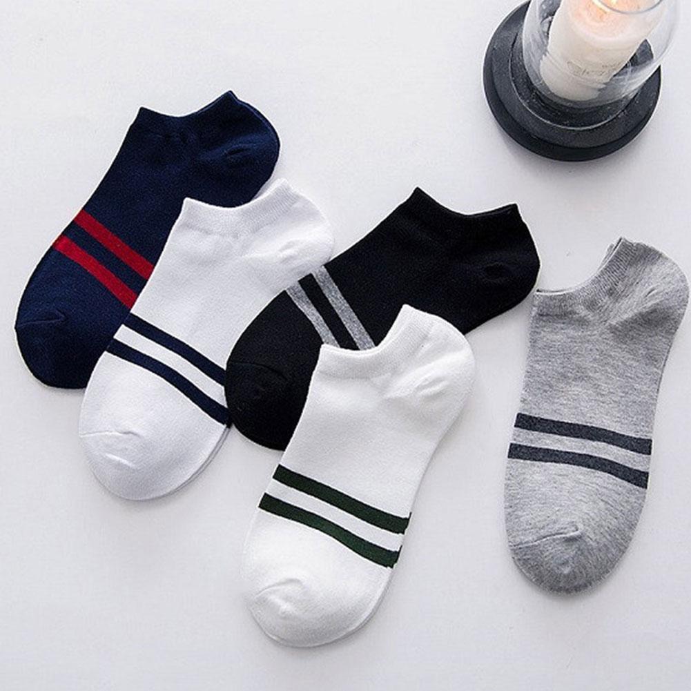 Носки мужские короткие носки мужские носки без пятки дезодорант на лето и весну осень тонкие студент короткие мужские носки, оптовая продаж...