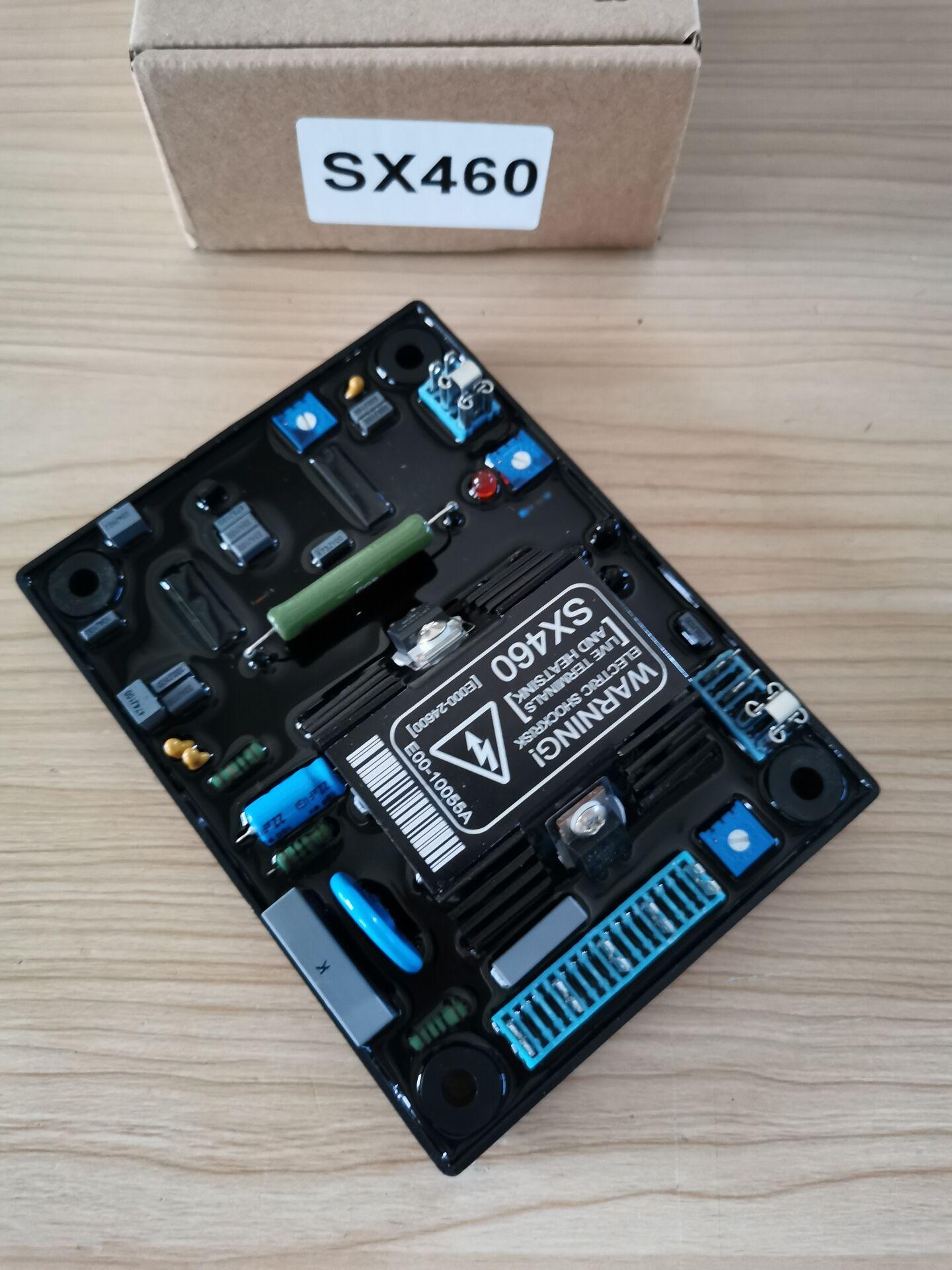 Stamford AVR SX460 автоматический регулятор напряжения для генератора