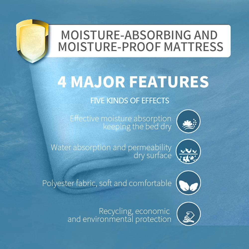 Practical Dehumidifying Mattress 5size Desiccant Household Bed Dehumidifier Multifunctional Moistureproof Bag Home Keeping Dry enlarge