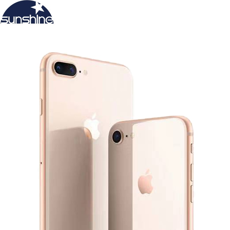 Unlocked Original Apple iPhone 8/8Plus 64GB/256GB ROM  Hexa-core iOS 3D Touch ID 12MP Camera 4.7