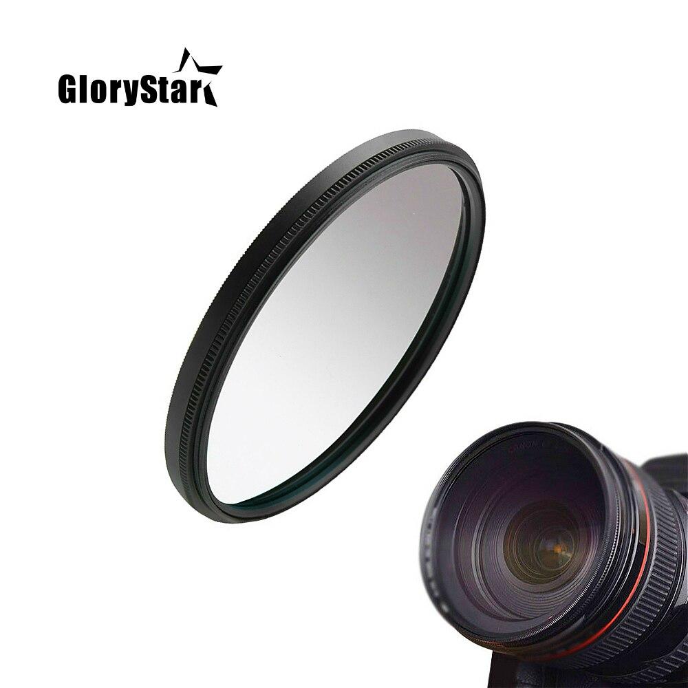 Circle Graduated Gradual Gradient Grey Gray Color Lens Filter 30 37 40.5 43mm 46mm 49mm 52mm 55mm 58mm 62mm 67mm 72mm 77mm 82 mm