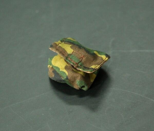 Em estoque 1/6 escala solider figura acessório rússia camuflagem/camuflagem quente puch sundries revista saco para 12 figure figure figura de ação