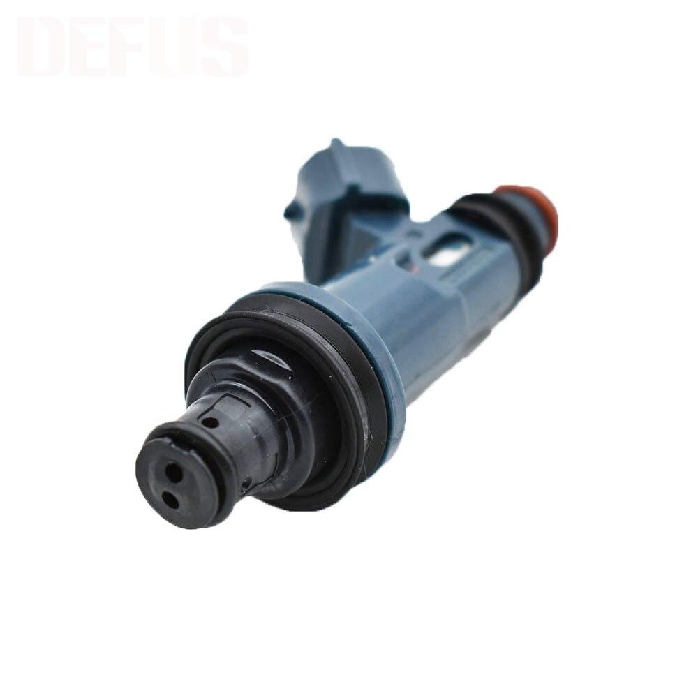 Válvula de boquilla de inyector de combustible 23250-20020 23250-0A010 apto para Lexus RX300 Toyota Camry Sienna Valon Highlander 3.0L 1999 2000 2001