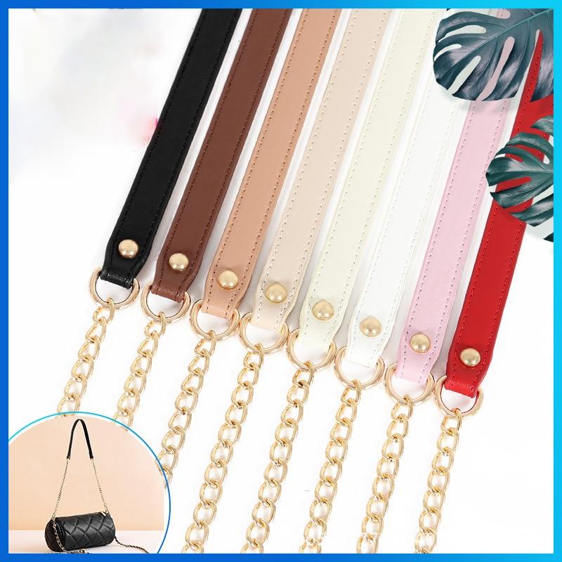 Высококачественная сумка-мессенджер, ремешок для рюкзака с металлической цепочкой, ремешок на длинную цепочку, ремешок на плечо, сменный ре...