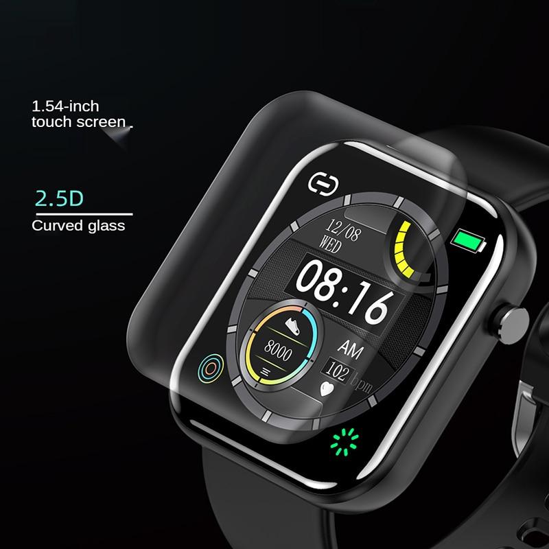 Zl11 Multifunctional Men's and Women's Smart Bracelet Watch Sports Pedometer Heart Rate Blood Pressure Sleep Call Reminder K2