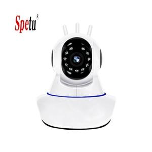 Wifi IP Camera Baby Monitor Mini Smart Home Security Protection PTZ Wireless 2-Way Audio HD 1080P Video CCTV Surveillance Camera