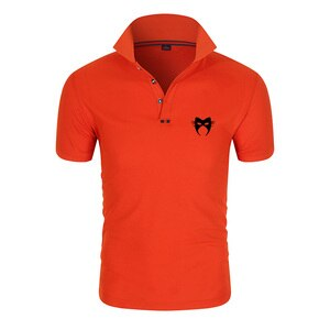 Yaqiang manufacturer customized summer men's short sleeve T-shirt Korean slim cotton solid color Lapel fashion T-shirt polo