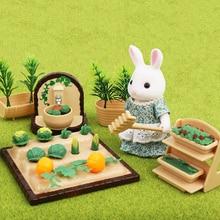 Bos Dier Familie 112 Meubels Set Forest Home Villa Speelgoed Mini Slaapkamer Set Mini Woonkamer Meubels Speelgoed Geschenken