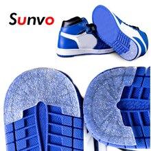 Scarpe protezione suola resistente all'usura per donna Sneakers suola suola in gomma adesivi antiscivolo adesivi per scarpe autoadesivi