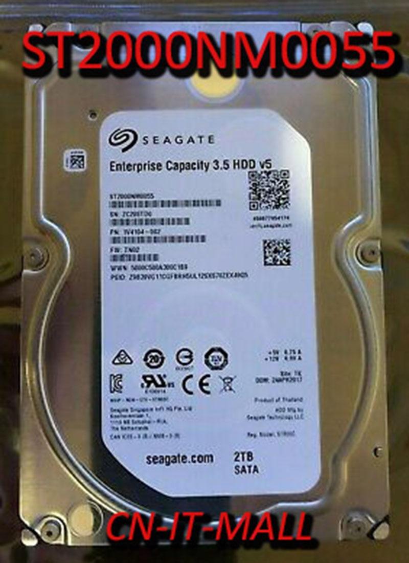 Seagate ST2000NM0055 2 to 7200 tr/min 512n SATA 6 Gb/s 128MB Cache 3.5