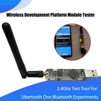 ubertooth one test tool 2 4ghz wireless development platform module tester suitable for ubertooth one bluetooth experiments