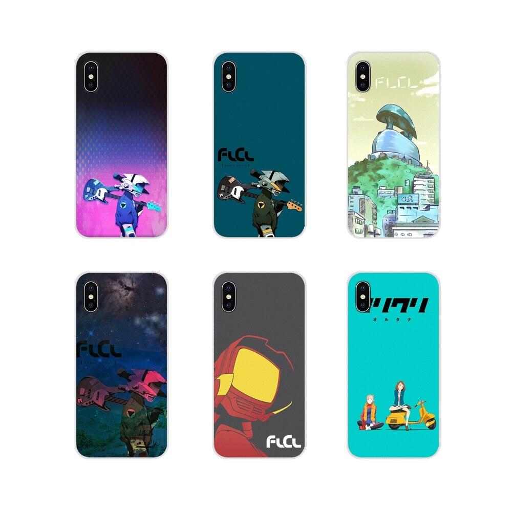 Fundas de teléfono para Xiaomi Mi4, Mi5, Mi5S, Mi6, Mi A1, A2, A3, 5X, 6X, 8 CC, 9 T, Lite, SE Pro FLCL, accesorios