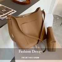 womens retro crossbody bag simple design handbag temperament elegant lady shoulder bags fashionable trendy coffee black white