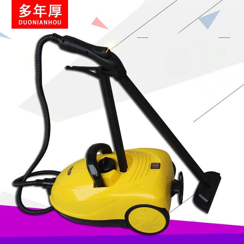 Caldera doble de 2000W 110V 220V 230V 240V, Limpiador de vapor para coche, suministro de fábrica, gran oferta, lavadora de coches a chorro de vapor