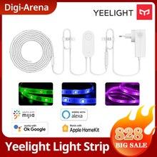 Yeelight RGB Lightstrip 1S 2 Meter RGB LED Strip 110V 220V Wifi Smart Control Work With Google Assistant Homekit