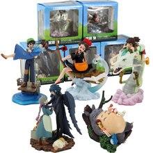 5 Stks/partij Miyazaki Hayao Verzamelen Alle Cijfers Krijgers Van De Wind Mijn Neighbor Totoro Kasteel In De Hemel Kiki S levering Service