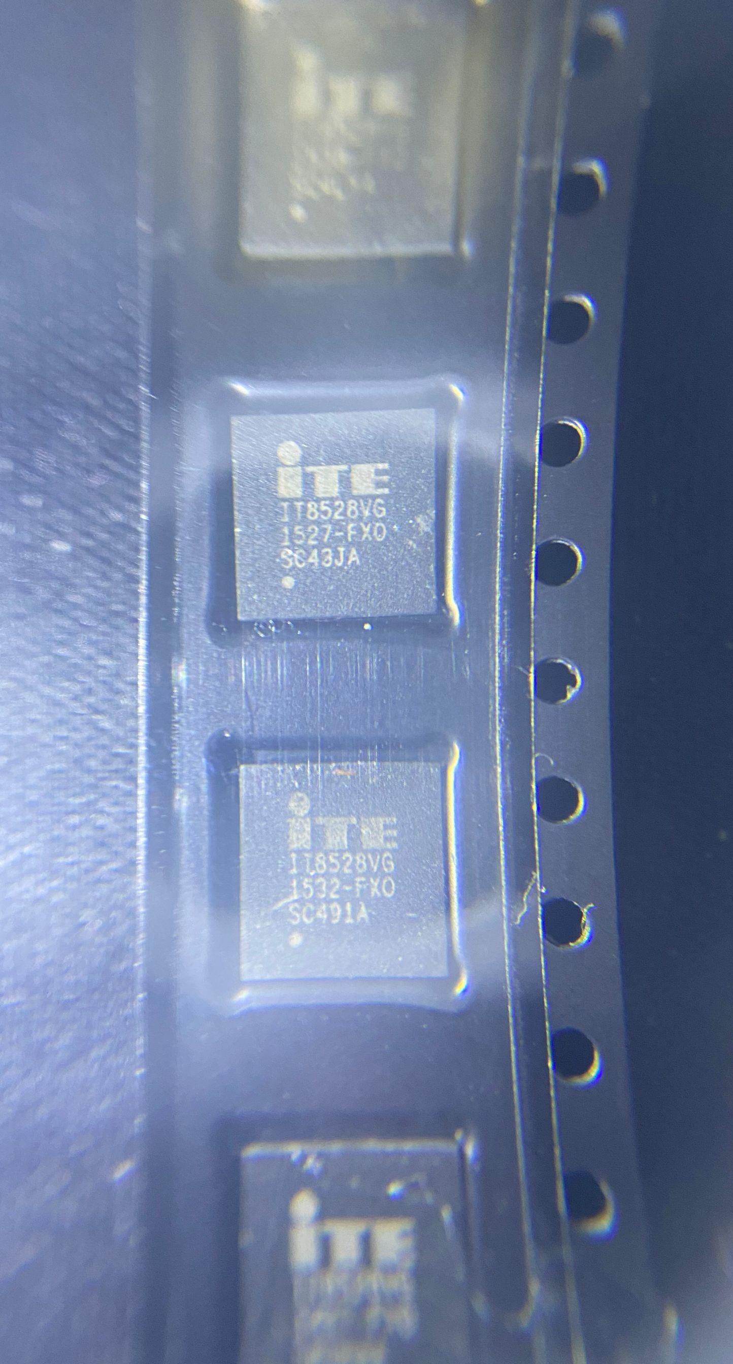 10 шт./лот IT8528VG ITE8528VG FXO BGA surface Microsoft Pro4 boot EC совершенно новый