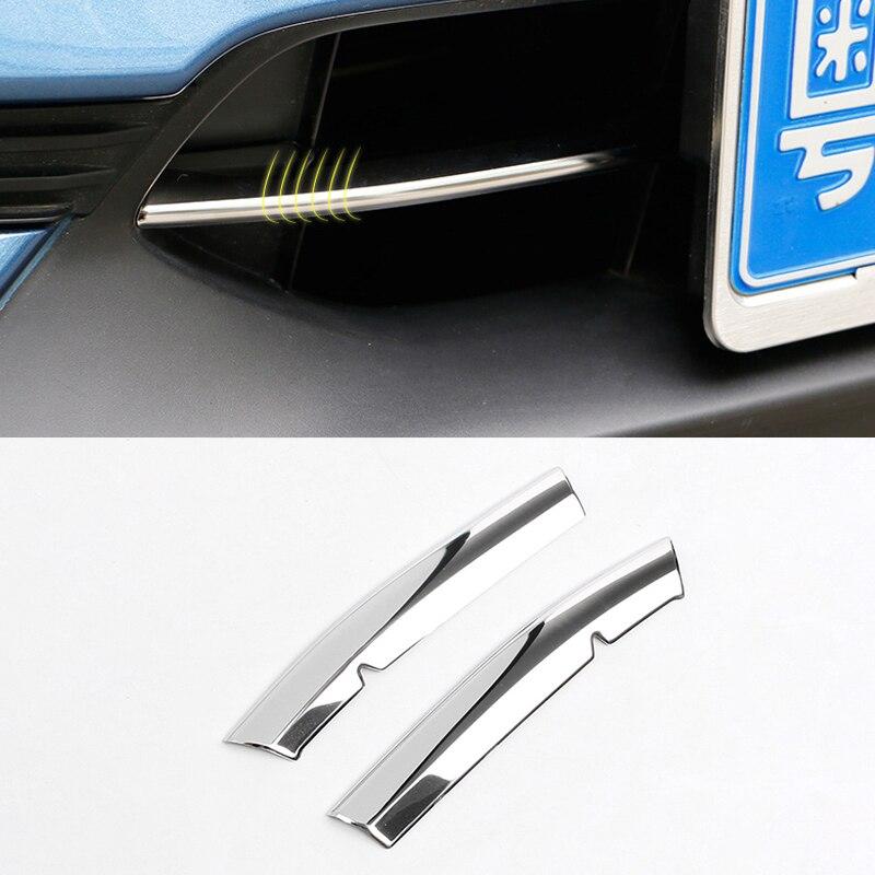 Rejilla frontal de acero inoxidable para coche, embellecedor para Mazda CX-5 CX5 CX 5 2017 2018 2019, pegatinas de moldura exteriores para coche con rejilla de red