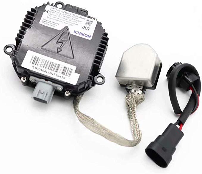 Xenon escondeu a unidade de controle do farol do reator nzmic111lbca000 se encaixa 2007-2010 infinity g37 sedan