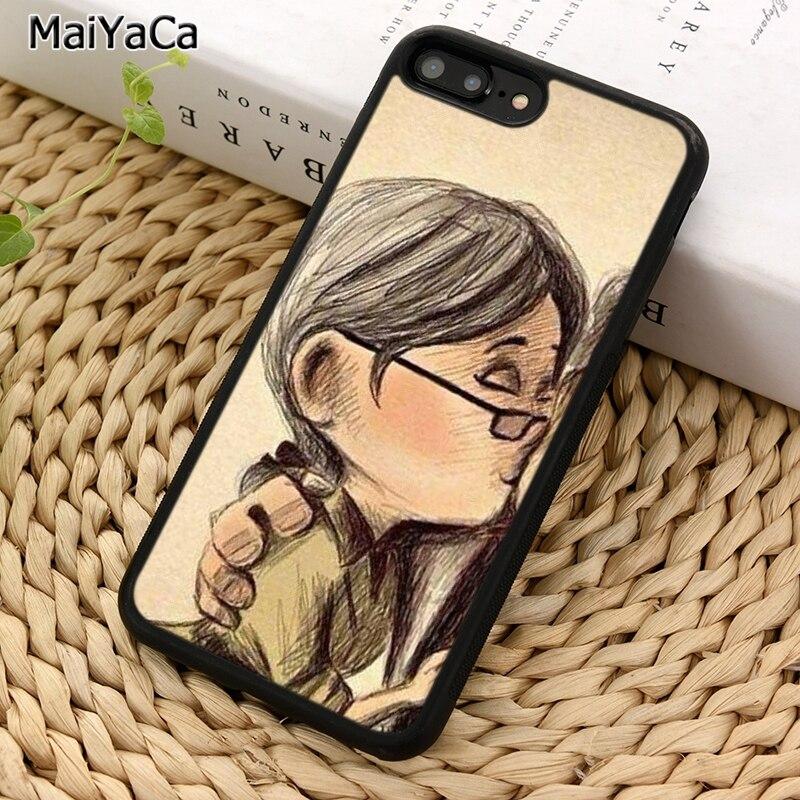 MaiYaCa mucho Carl y Ellie amantes par caja del teléfono para iPhone 5 5 5 6 6 7 8 plus 11 Pro X XR XS Max Samsung S7 S8 S9 S10