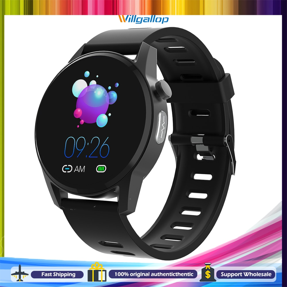 Willgallop SW11 ECG + HRV كشف Smartwatch الصحة النوم رصد ساعة ذكية اللياقة البدنية تتبع سوار ذكي