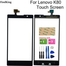 Phone Touch Screen For Lenovo Lemon K80M K80 Touch Screen Mobile TouchScreen Digitizer Panel Lens Se