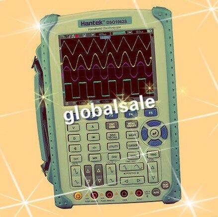 Envío Gratis DSO1062S osciloscopio aislado Scopemeter 60MHz 1GS/s 2M memoria DMM USB