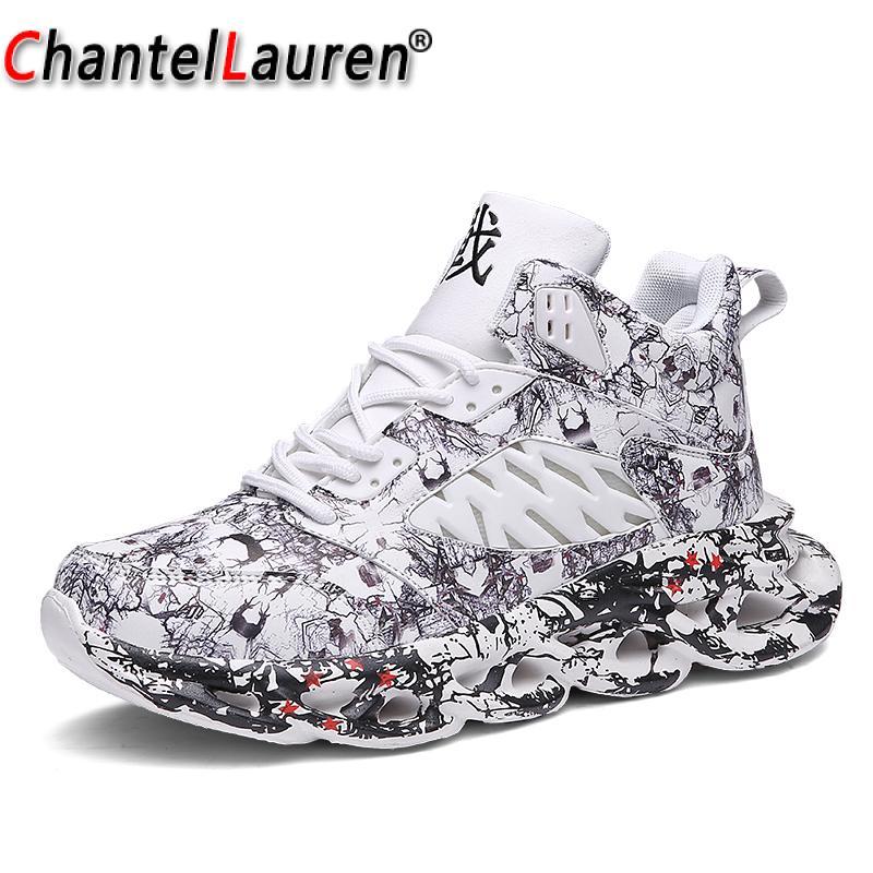 Running Shoes Men Sneakers Outdoor Light Breathable Walking Jogging Graffiti Shoes Comfortable Sport Shoes Men zapatillas hombre