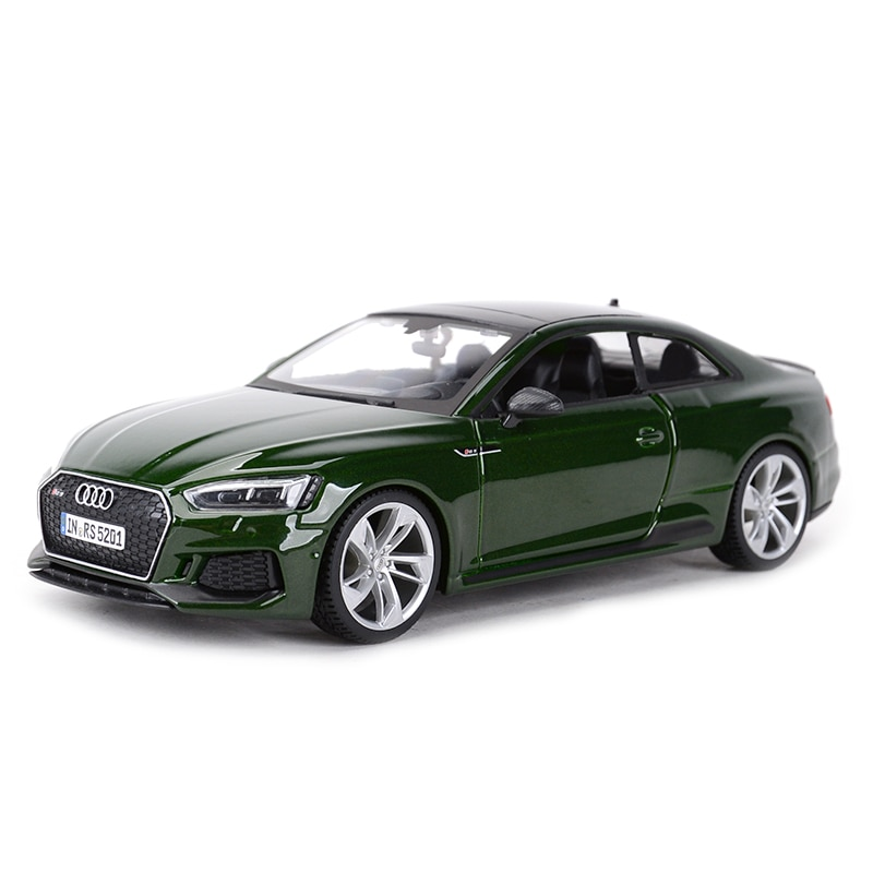 Фото - Bburago 1:24 Audi RS5 Coupe Sports Car Static Die Cast Vehicles Collectible Model Car Toys bburago 1 24 audi rs5 coupe sports car static die cast vehicles collectible model car toys