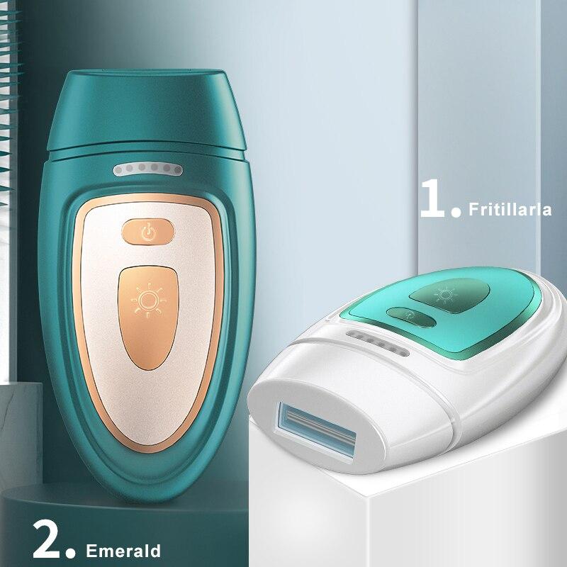 آلة إزالة آلة إزالة الشعر بالليزر IPL آلة إزالة الشعر المنزلية دروبشيبينغ آلة إزالة الشعر الوجه للنساء أجهزة التجميل Depilator