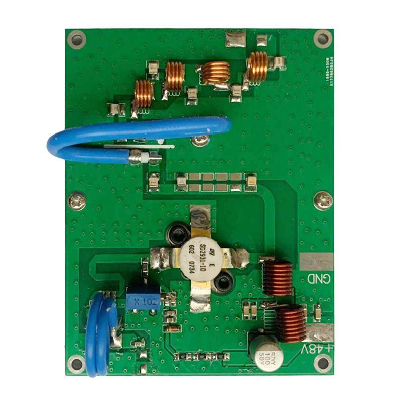 P82F 150W 200W Max RF FM Transmitter Amplifier 70-120MHz Modulation Power Amplifier