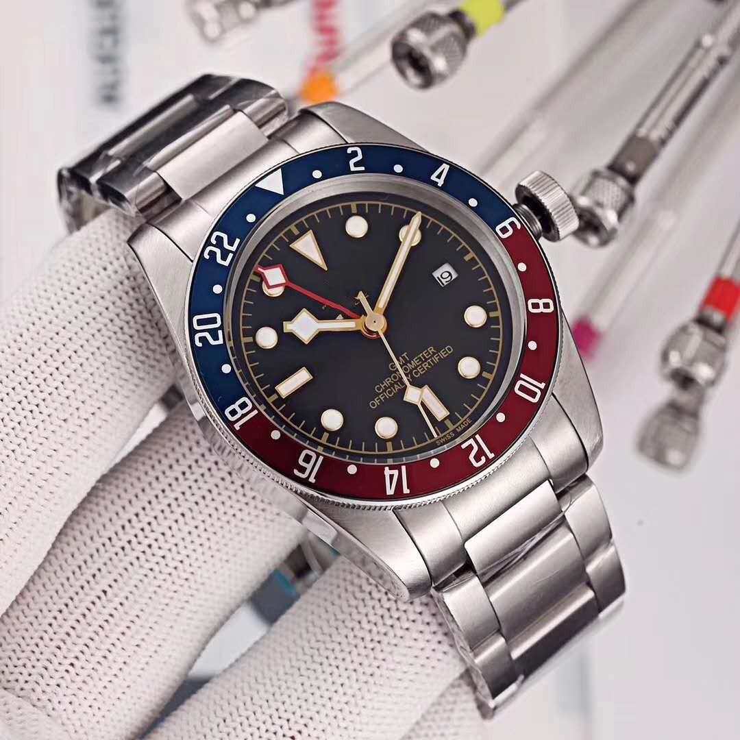 New fashion classic men's high grade business watch waterproof watch wine barrel watch personality WATCH QUARTZ WATCH