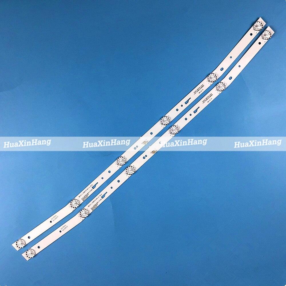 جديد 10 قطعة/المجموعة 6LED(6V) LED شريط إضاءة خلفي ل JS-D-JP3220-061EC E32F2000 AKTV3222 ST3151A05-8 V320BJ7-PE1 AKTV3216 ST3151A04-8