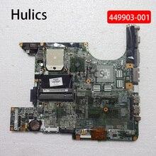 Hulics Originele 449903-001 Moederbord Voor Hp Pavilion DV6000 DV6500 DV6700 DA0AT1MB8F1 Rev F DDR2