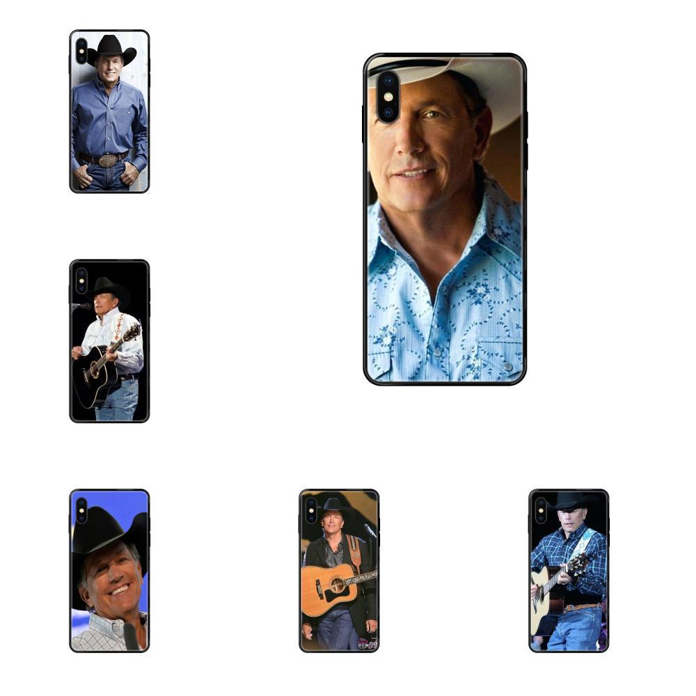 For Xiaomi Mi Max Mix Note 2 3 2S 5X 6X 10 CC9 CC9E Pro Lite Pro Ultra Phone Case Cover George Harvey Strait American Music