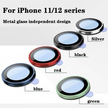 Metal Ring Camera Lens Protectors for iphone 11 12 pro max 12mini iPhone 12 pro 12pro max 12mini pro