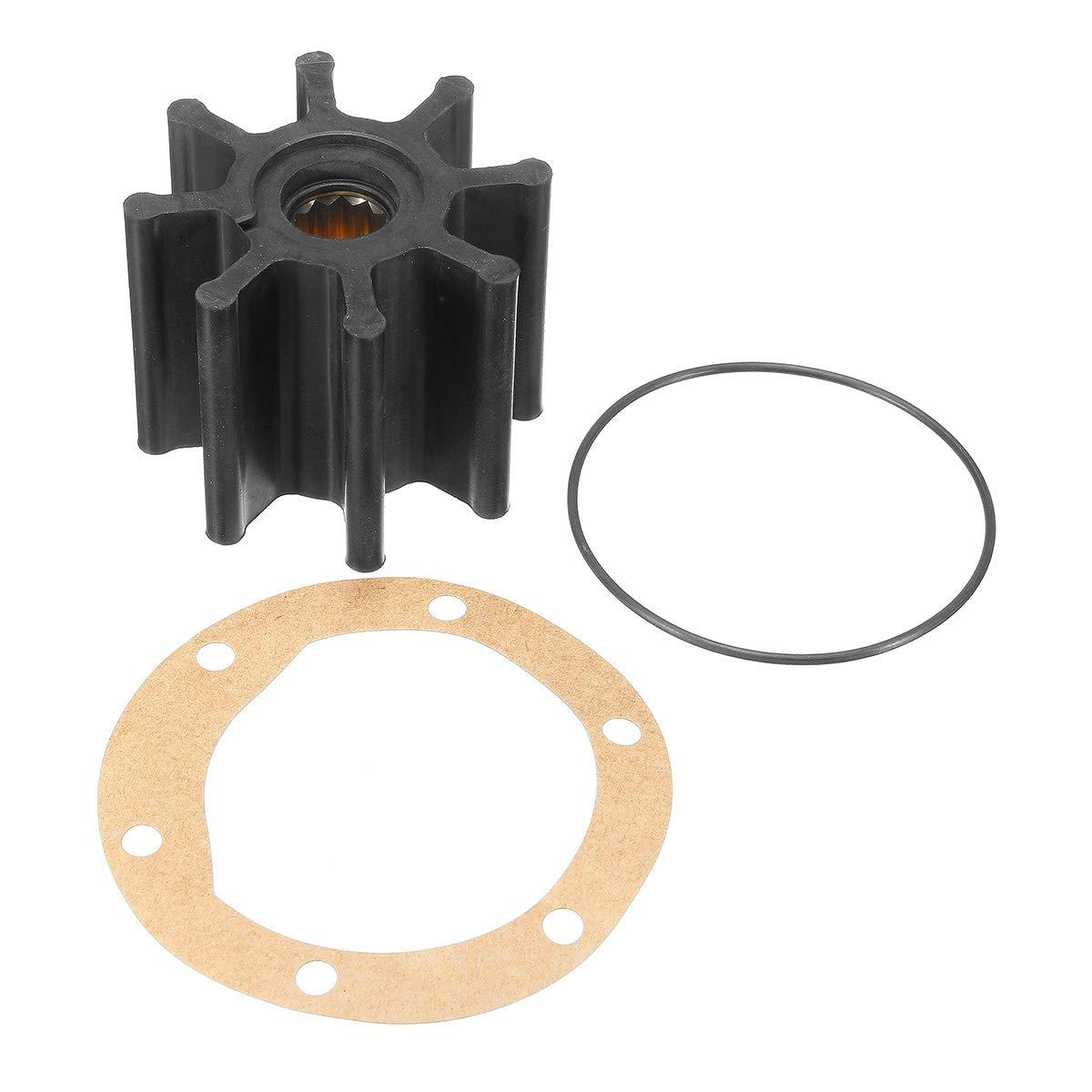 Детали и двигатели для водяного насоса набор для рабочего колеса резиновые двигатели для Volvo Penta #875593-6 877061 3841697