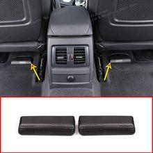 Accessoires de intérieur pour BMW 3 série 4   Évacuation de conduit, sortie de climatiseur au sol, sortie de climatiseur sous garniture de voiture pour BMW GT F30 F34 316li 320li
