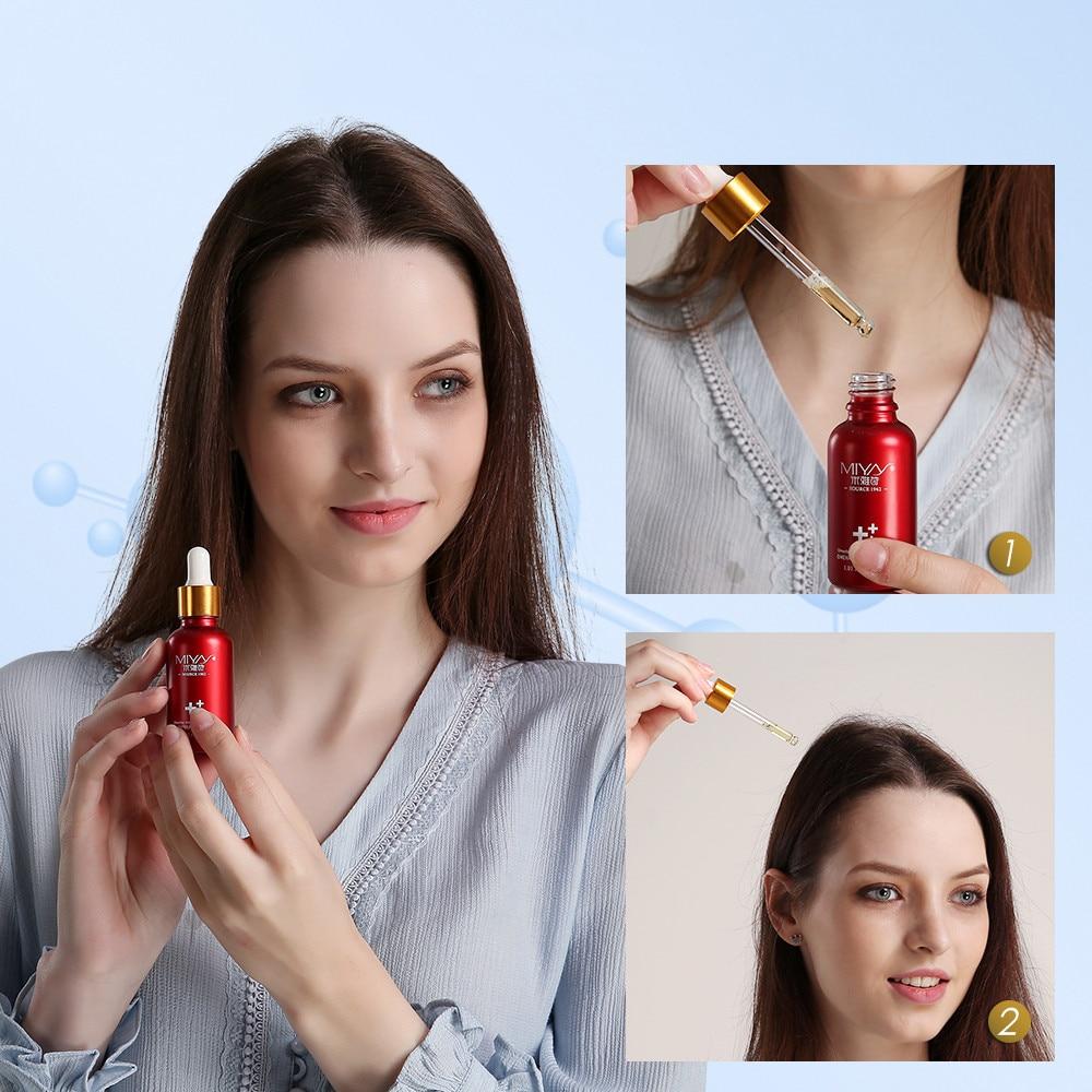Anti perda de cabelo do óleo da essência do crescimento do cabelo para o tratamento do crescimento do cabelo soluções naturais do cuidado do engrossador do cabelo do soro