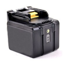 BL1490 Li-ion batterie boîtier en plastique de charge carte de Protection LED PCB 9Ah étiquette LXT400 BL1430 BL1460 pour MAKITA 14.4V