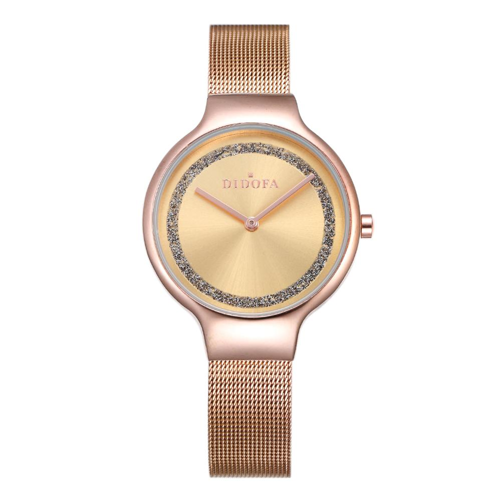 Relojes Shifenmei para mujer, relojes de pulsera a la moda, relojes de lujo impermeables para mujer, relojes de vacaciones para mujer