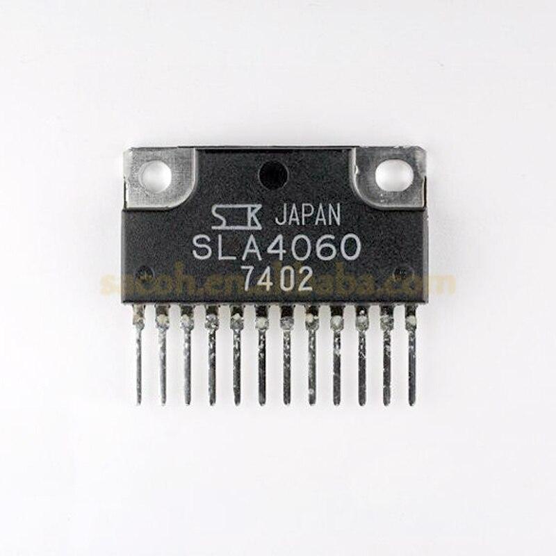 5 unids/lote nuevo original SLA4060 o SLA4061 o SLA4062 o SLA4063 o SLA4070 o SLA4071 SIP-12 NPN de Darlington de uso General
