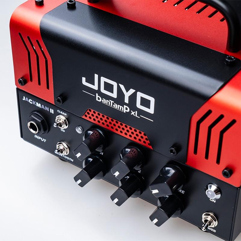 JOYO Jackman II Guitar Amplifier Head Tube Amp Head Bantamp XL Dual Channel Wireless Multi Effects for Electric Guitar Preamp enlarge
