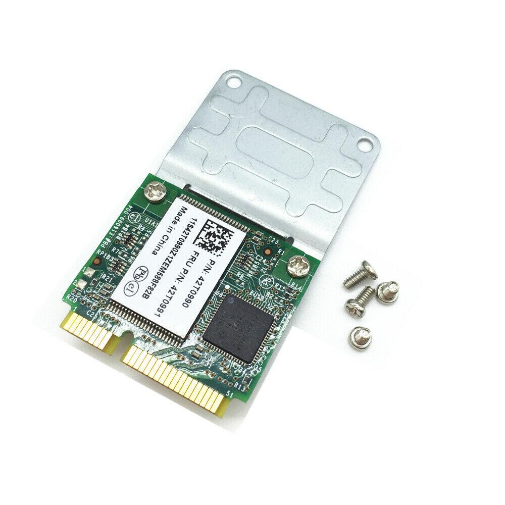 Для Intel 1G 2G Turbo модуль памяти NAND Flash для IBM T61 T400 W500 W700 X300 R500 X200 Mini Pci-e карта с кронштейном
