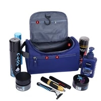 50pcs men women make up makeup organizer bag cosmetic bag toiletry portable outdoor travel wash bag kits business storage bag