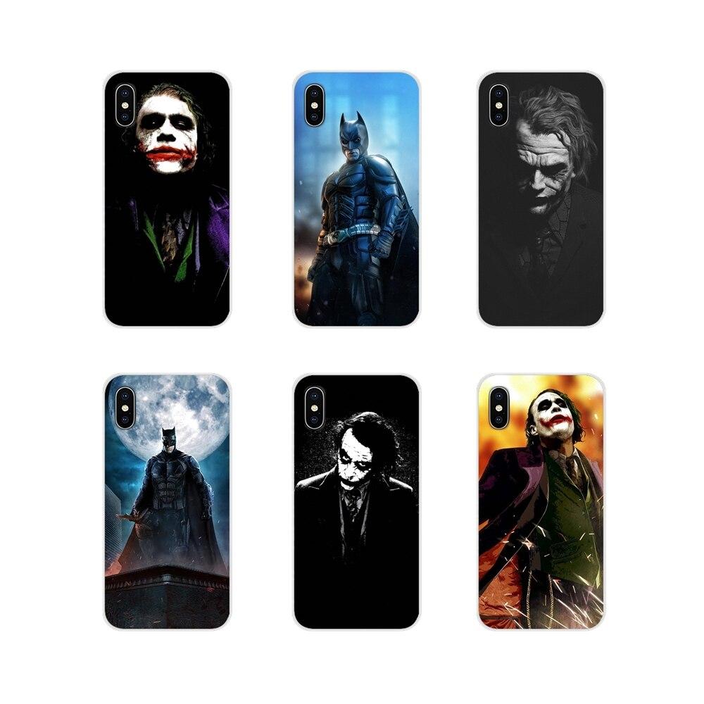 For Xiaomi Mi4 Mi5 Mi5S Mi6 Mi A1 A2 A3 5X 6X 8 CC 9 T Lite SE Pro Funny  Batman joker Accessories Phone Cases Covers