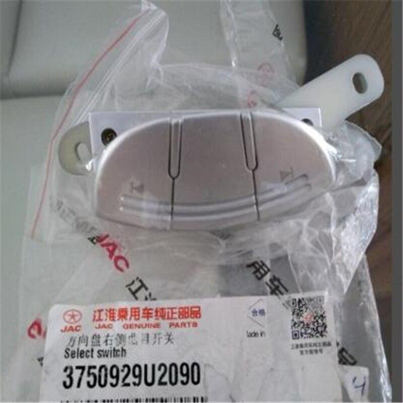Frete grátis 3750929u2090 para jac botões handlegrip