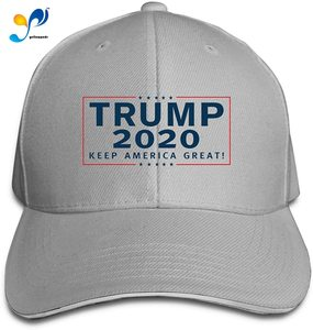 Trump 2020 Keep America Great Men's Girl's Classical Hat Fashionable Peak Cap Hats